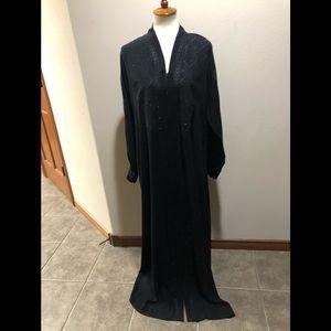 Women Black abaya in M for sale
